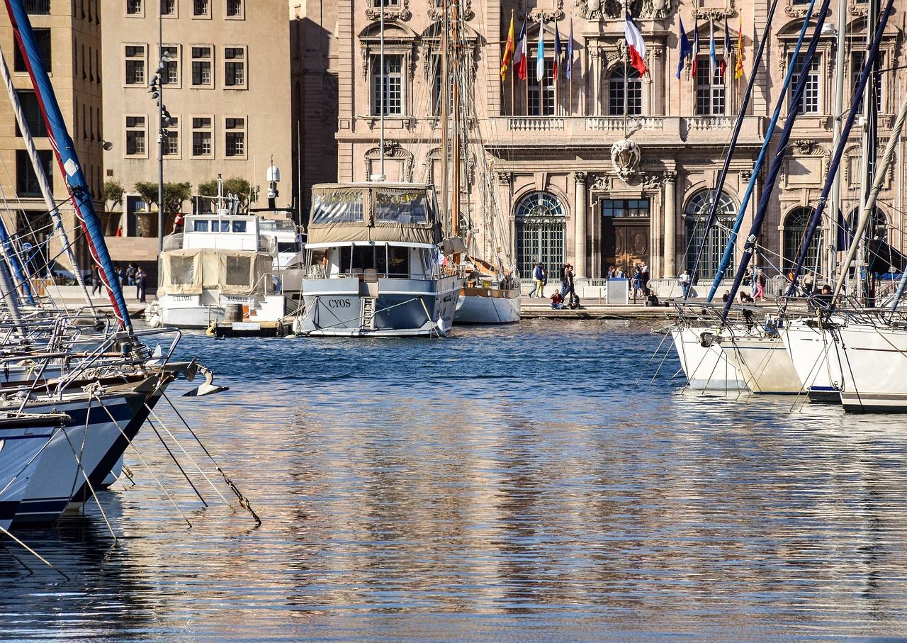 Visiter Marseille, la ville des affaires en France.